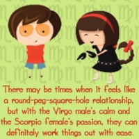 Virgo Man Scorpio Woman