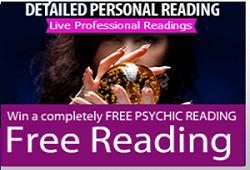 Free Psychic Reading